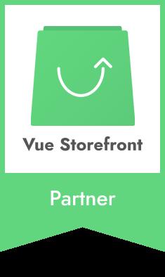 Vue Storefront Partner Logo
